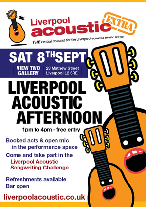 Liverpool acoustic live