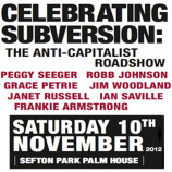 Celebrating Subversion this Saturday 10th November