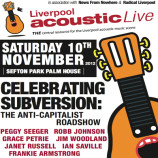 Spotlight 81: Saturday 10th November 2012 – The Anti-Capitalist Roadshow