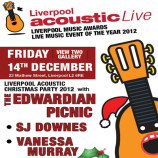 Liverpool Acoustic Christmas Party this Friday 14th December 2012