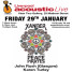 Preview: Liverpool Acoustic Live – Friday 29th January 2016
