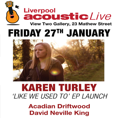 Liverpool Acoustic Live January 2017