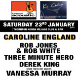 Preview: Liverpool Acoustic and K's Choice at THVC