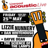 Spotlight #70: Friday 25th May 2012 – Liverpool Acoustic Live