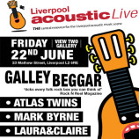 Spotlight #72: Friday 22nd June 2012 – Liverpool Acoustic Live