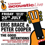Spotlight #74: Friday 20th July 2012 – Liverpool Acoustic Live