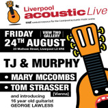 Spotlight #75: Friday 24th August 2012 – Liverpool Acoustic Live