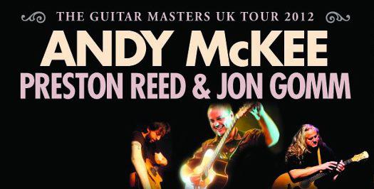 Guitar Masters Tour 2012