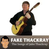 Fake Thackray at the Everyman Folk Club – 12/12/12