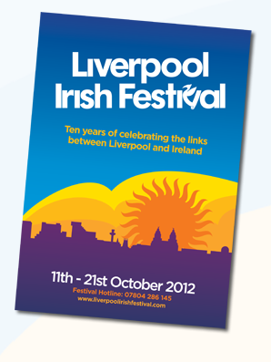 Liverpool Irish Festival 2012 brochure