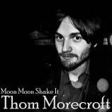 Thom Morecroft album launch this Saturday 1st December