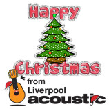 2012 Christmas greetings from Liverpool Acoustic