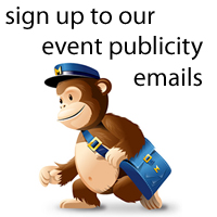 Subscribe to our event mailing list