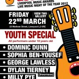 Liverpool Acoustic Live Youth Special this Friday