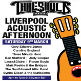 Spotlight 87: Saturday 9th March 2013 – Liverpool Acoustic at Threshold