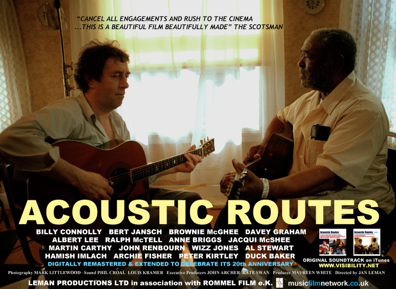 Acoustic Routes film poster