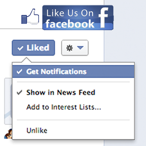 facebook page get notifications