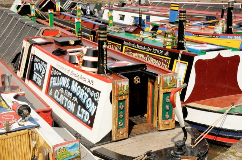 National Waterway Museum - Ellesmere Port