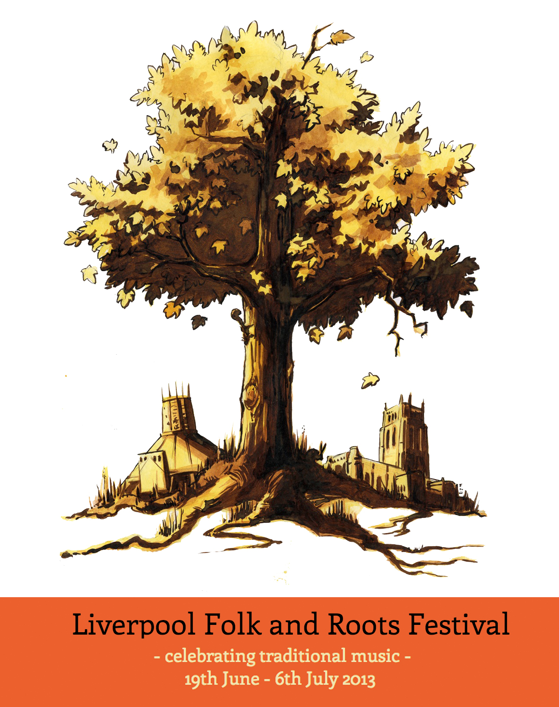 Liverpool Folk and Roots Festival 2013