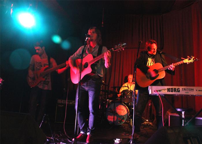 Barney Soanes band