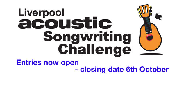 liverpool acoustic songwriting challenge 2013