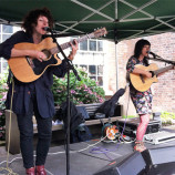 Live review: Liverpool Acoustic Garden @ the Bluecoat 24/8/13