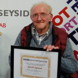 Folk legend Geoff Speed retires after 47 years broadcasting