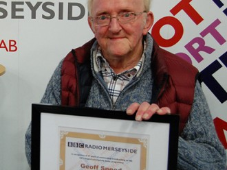 Former Folkscene presenter Geoff Speed passes away