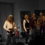 Live review: Merry Hell @ View Two Gallery 24/1/14