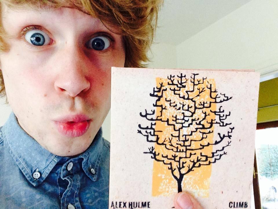 Alex Hulme - Climb