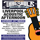Liverpool Acoustic Afternoon @ Threshold – Saturday 29th March 2014
