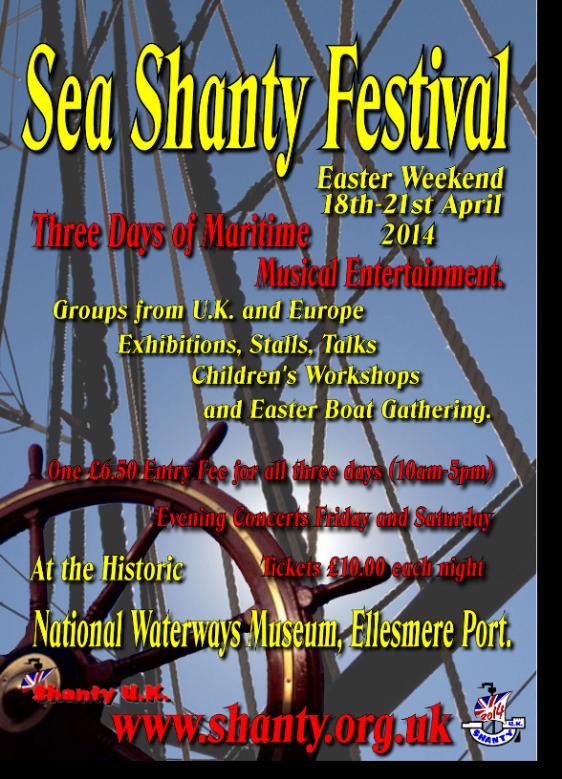Shanty UK Festival 2014