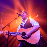 Live review: Ian Prowse and Amsterdam @ EVAC 31/5/14
