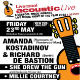 Spotlight 112: Friday 23rd May 2014 – Amanda Kostadinov and Richard de Bastion