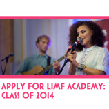 Apply for LIMF Academy 2014