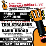 Spotlight 113: Friday 27th June 2014 – Tom Strasser and David Broad