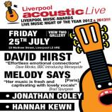 Spotlight 114: Friday 25th July 2014 – David Hirst