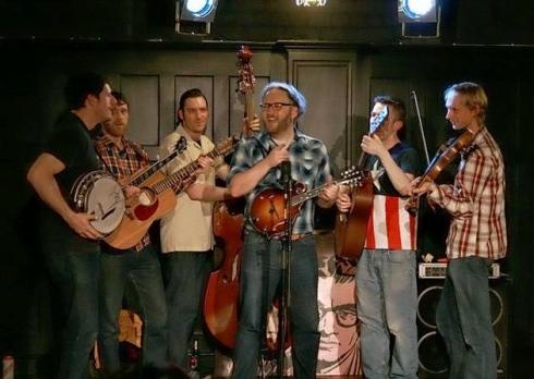 loose moose string band
