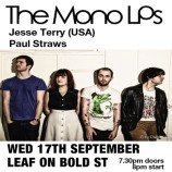 Preview: The Mono LPs @ LEAF – Wednesday 17th September 2014
