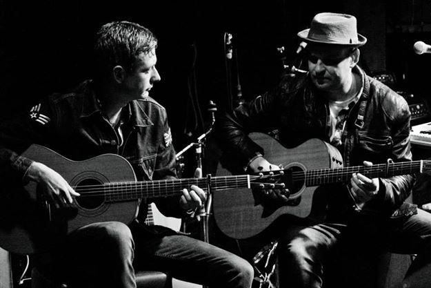 TJ & Murphy