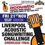 Songwriting Challenge Showcase Final This Friday 21st November