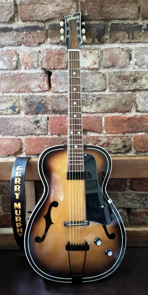 gerry murphy the art and craft of the acoustic guitar