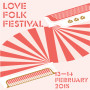 love folk festival square
