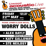 Preview: Liverpool Acoustic Live – Friday 22nd May 2015