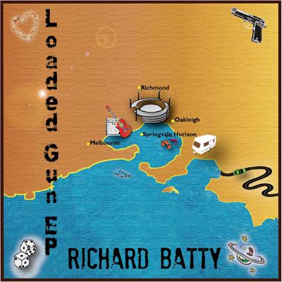richard batty loaded gun ep
