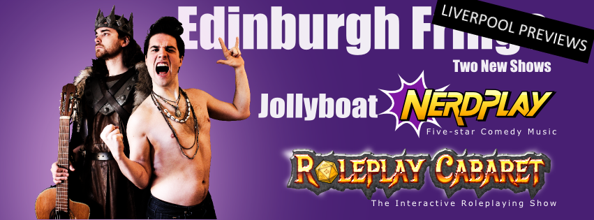 jollyboat edinburgh fringe 2015 liverpool previews