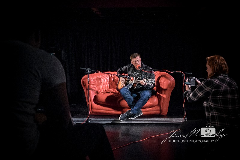 Liam McClair red sofa sessions