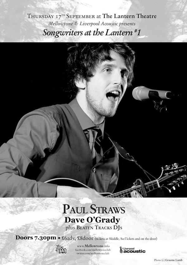 songwriters at the lantern paul straws