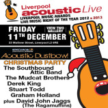 Preview: Liverpool Acoustic & Acoustic Dustbowl Christmas Party – Friday 11th December 2015