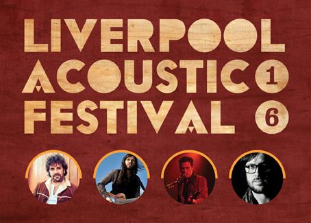 Liverpool Acoustic Festival 2016